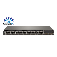 IBM System Networking RackSwitch G8000 Front to Rear