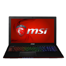 MSI Notebook GE60 2PC APACHE Core i5-4200H [Black]