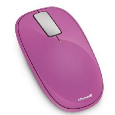 MICROSOFT Explorer Touch Mouse ( Dahlia Pink )