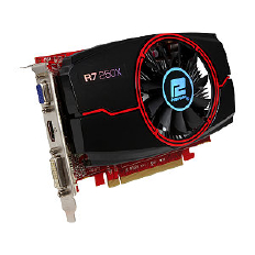 Power Color R7 250X 1GB DDR5 128BIT