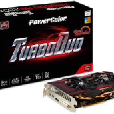Power Color R9 280X Turbo Duo 3GB DDR5 384BIT