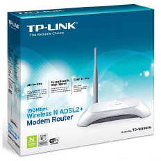 TP-LINK Wireless N ADSL2+ Modem Router [TD-W8901N]