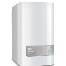 WD My Cloud Mirror 6TB