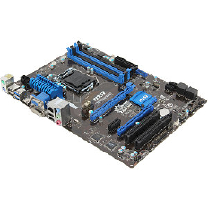 MSI Motherboard Z87-G41 PC Mate