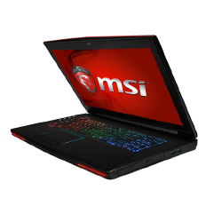 MSI Notebook GT72 2QD Dominator [Black]