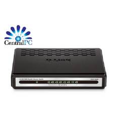 D-LINK Switch Unmanaged DGS-1008A