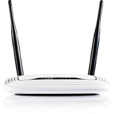 TP-LINK Wireless-N Router [TL-WR841ND]