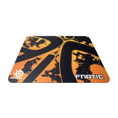 SteelSeries QcK+ FNATIC ASPHALT Edition