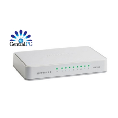 NETGEAR Switch GS208