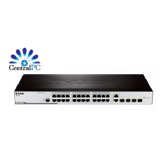 D-LINK Switch Managed DES-3200-28