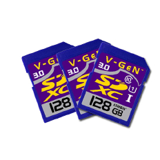 V-GEN SD CARD 128gb