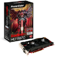 Power Color HD 6970 2GB DDR5 256BIT