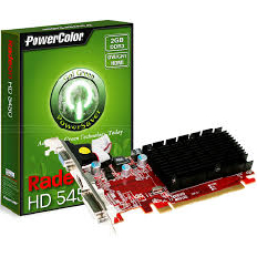 Power Color HD 5450 2GB DDR3 64BIT