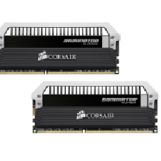 Corsair Memory Dominator Platinum DDR3 8GB PC12800 - CMD8GX3M2A1600C9 (2X4GB)