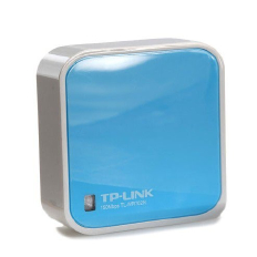 TP-LINK Wireless-N Router [WR702N]