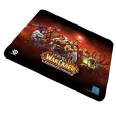 SteelSeries Qck Warlord of Draenor Edition
