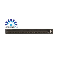 IBM System Networking RackSwitch G8124E Rear to Front