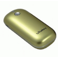 Power Bank Z05 VIVAN 5200mAh
