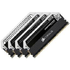Corsair Memory Dominator Platinum DDR3 16GB PC19200 - CMD16GX3M4A2400C10 (4X4GB) 1.65V