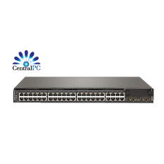 IBM System Networking RackSwitch G8000 Rear to Front