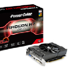 Power Color R7 250 OC 1GB DDR5 128BIT