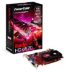 Power Color HD 6570 1GB DDR3 128BIT
