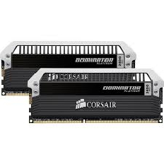 Corsair Memory Dominator Platinum DDR3 16GB PC19200 - CMD16GX3M2A2400C10 (2X8GB) 1.65V