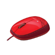 LOGITECH Optical Comfort Mouse M105 ( Red )