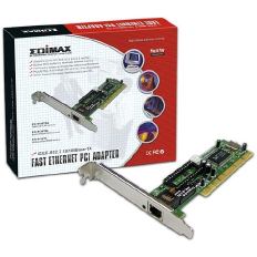 EDIMAX Fast Ethernet PCI Adapter [EN-9130TXL]