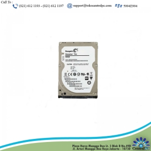 HARDISK NOTEBOOK SEAGATE 500GB