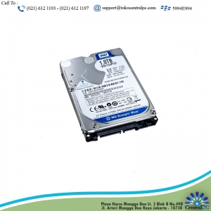 HARDISK NOTEBOOK WDC 1TB