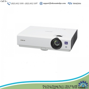 SONY PROJECTOR VPL-DX102